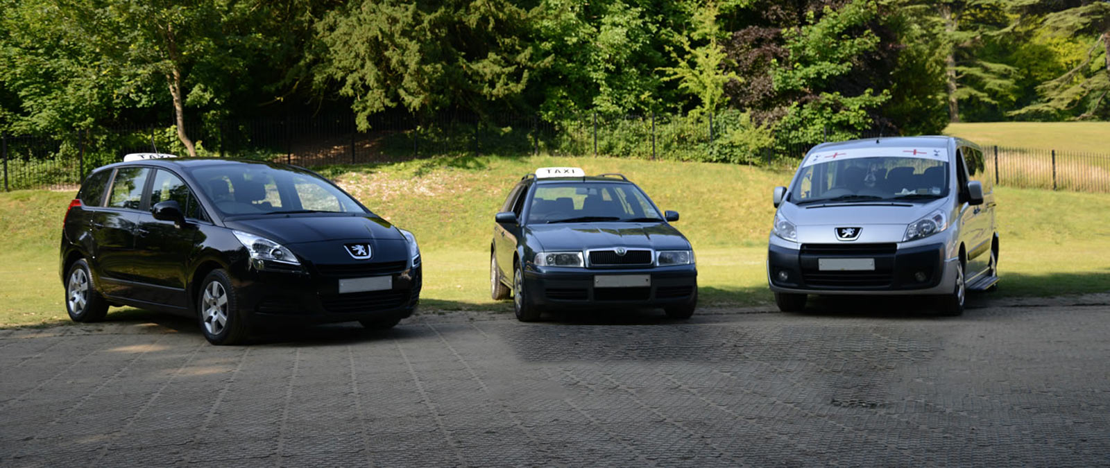 sussex taxis cars